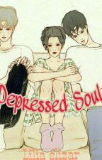 Depressed soul by LiliaElzr