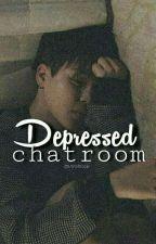 DEPRESSED CHATROOM ; BTS  by MYGROSE