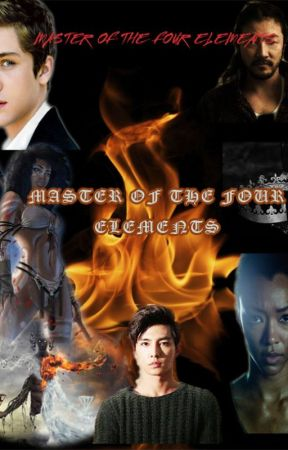 master of the four elements by anequeahlia