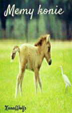memy konie  by LadyMichella