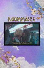 Roommates  GirlxGirl by MaguiKawai