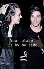 Your place is by my side // Larry by wixa334