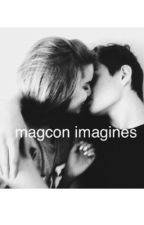 magcon imagines by magconislife236