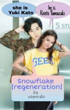 SNOWFLAKE ( regeneration )  by niarrubi