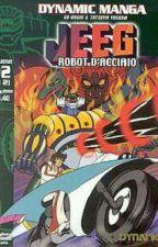 Ma te lo ricordi Jeeg robot? by ClaudioAffy