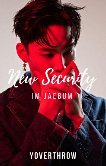 New security ❄ Im Jaebum