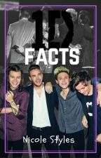 One Direction Facts! by NicoleStyles87
