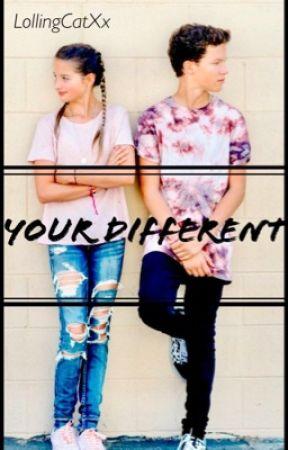 Your Different (HANNIE)XXX by LollingCatXx