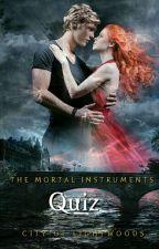 The Mortal Instruments Quiz by voidobrienz