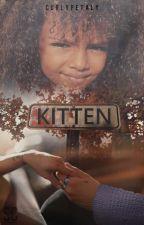 Kitten || L.S by curlypetaly