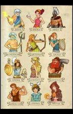 Greek Gods x Reader by Noble_Evergreen