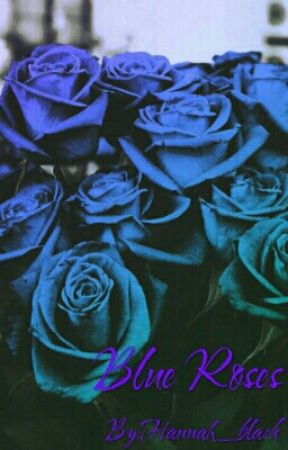 Blue Roses by Hannah_black