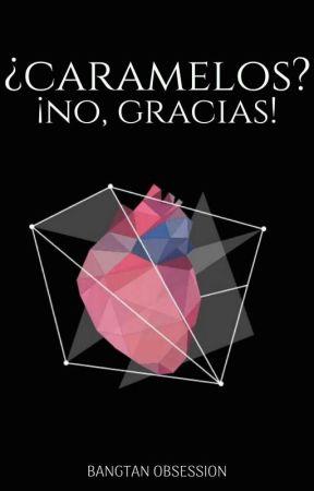 ¿Caramelos? ¡No, gracias! © by Alma_Duarte