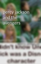 percy jackson and the avengers by artemis_hunter18