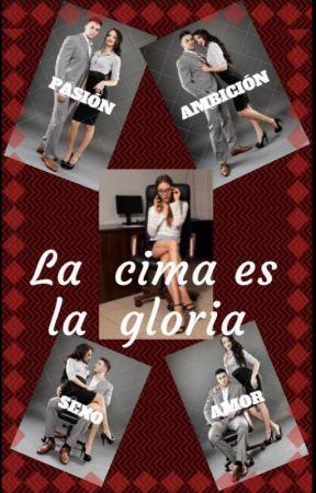 LA CIMA ES LA GLORIA by w3nx10
