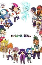 Yugioh Zexal One Shots x Reader (Completed) by TinaCun