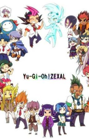 Yugioh Zexal One Shots x Reader by TinaCun