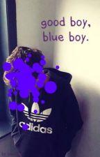 good boy, blue boy. [boyxboy oc story] by louie-gif