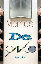 Memes de CNCO by lorenaminki