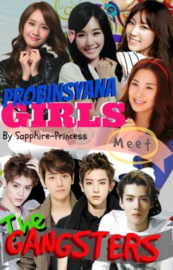 Probinsyana girls meet the Gangsters