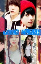 Teen Clash (Boys vs Girls) by HaruhiHitachiin