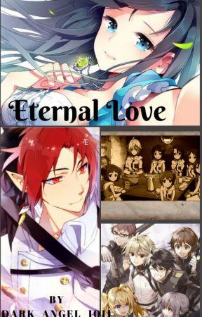 Eternal Love ~ Owari no Seraph (Crowley x oc) by Dark_Angel_1011