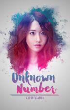 Unknown Number; YoonYul WhatsApp  by JIS0NIC