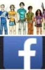 Percy Jackson Facebook (ON HOLD) by YaFavouriteBisexual