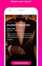 SILENCE BREAKING: MR AMBROSE POV! by Nuffsa1d