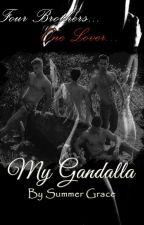 My Gandalla by SummerGraceSg