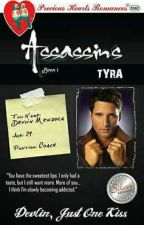 Devlin, Just One Kiss (Assassins 1) by Tyra_PHR