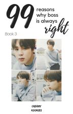 99 Reasons Why Boss Is Always Right [BTS METROPOP] by Army7proof