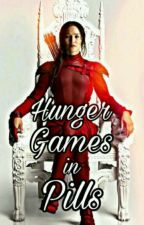 Hunger Games in Pills by mvlkandcookies