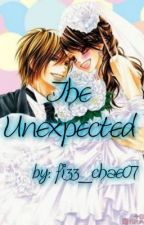 The Unexpected (One Shot Story) by fizz_chae07