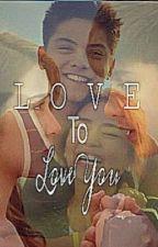 LOVE TO LOVE YOU by jiweeee