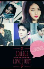 COLLEGE Love Story by febbooy