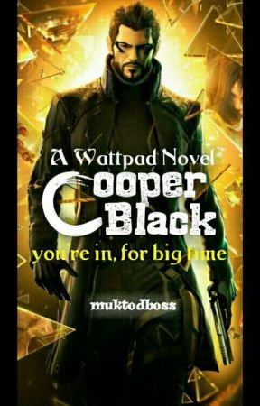 Cooper Black _ The New Dawn by muktodboss