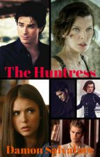The Huntress (Damon Salvatore) by insaneredhead