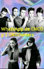 WhatsApp CNCO y Dos CNCOwners by Yorge1320