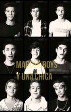 """Magcon Boys y una chica """"Shawn Mendes y tú"""" (TERMINADA) by FerArmenta121"""