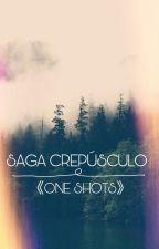 《One shots》Crepúsculo by Nevada331