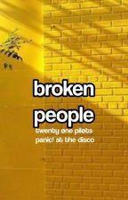 broken people//twenty øne piløts/panic!at the disco by mycelium