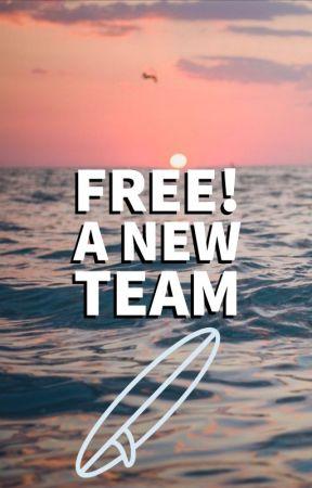 Free! A New Team by Liz_Rosemoon