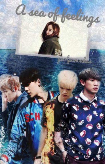 a sea of feelings | exo