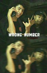 wrong number ||deetranada au by mixedaquarius