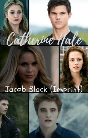 Catherine Hale (Jacob Black - Imprint) by insaneredhead