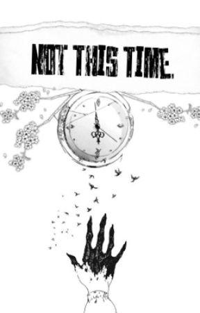 Not This Time | NARUTO|  by akatsukislut
