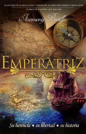 La Emperatriz by Itxa_Bustillo