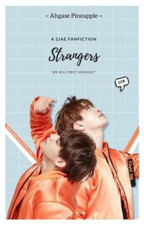 Strangers A 2jae fan fiction { COMPLETED } - ~ Ch  4 JB Is Mom