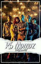 R5 Momoz by DellySweet17